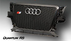 quantum rs grille for the audi q5