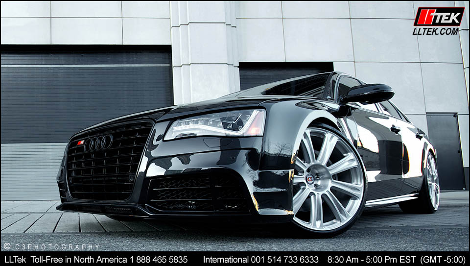 2011 Audi A8 S8 D4 Performance Tuning Rs8 Sr8 Hofele Image