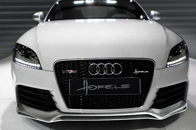 Body Kit Styling Audi TT 8J | Coupe / Roadster MKII by Hofele Bodykits ...