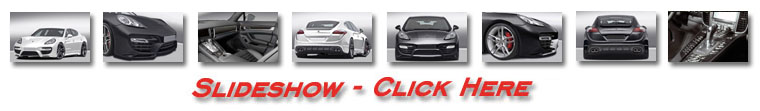 Click and View Slideshow of Caractere Body Kit Styling for the Porsche Panamera 970