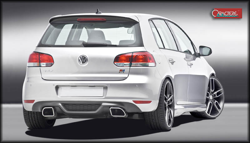 vw golf vi body kit styling performance aftermarket. Black Bedroom Furniture Sets. Home Design Ideas