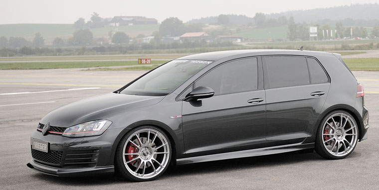 Vw Golf Gti Mk7 Body Kit Styling By Rieger Tuning