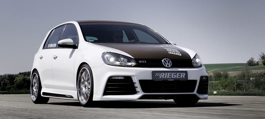 Vw golf styling